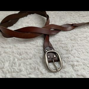 Abercrombie & Fitch Leather Belt